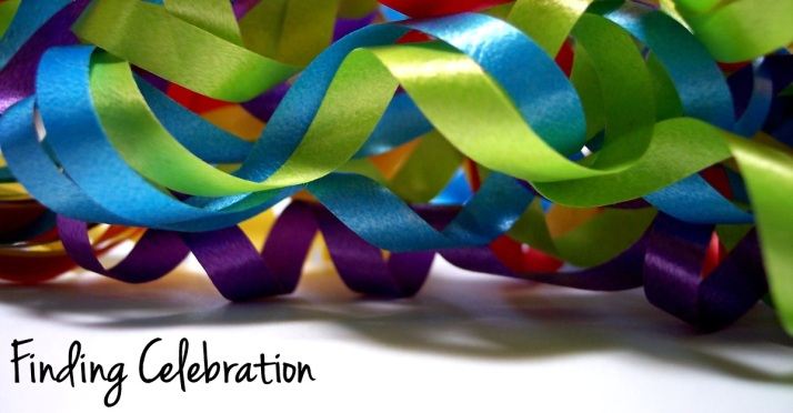 finding celebration