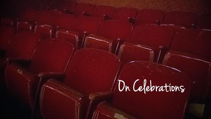 on celebrations